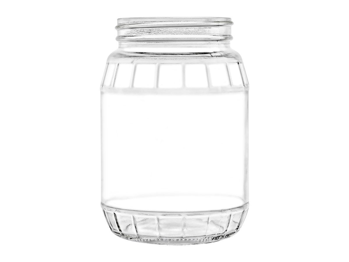 el35308 glass jars view all glass jars with a finish